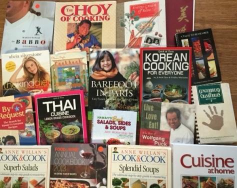 August cookbooks 2